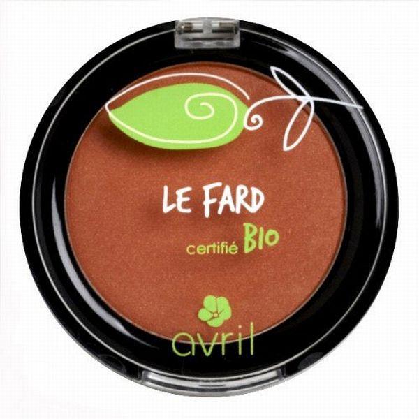 Avril Cosmetics Organic Cheek Colour Blusher - Terre Cuiti-0