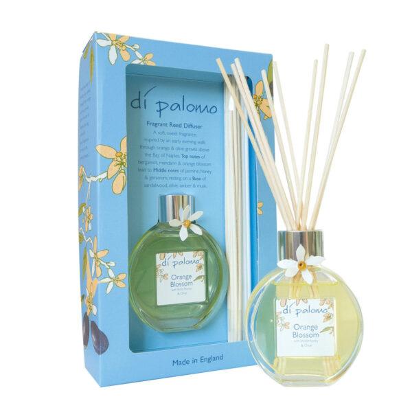 Di Palomo Fragrance Reed Diffuser Orange Blossom