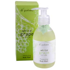 Di Palomo Natural Bath & Shower Gel White Grape & Aloe