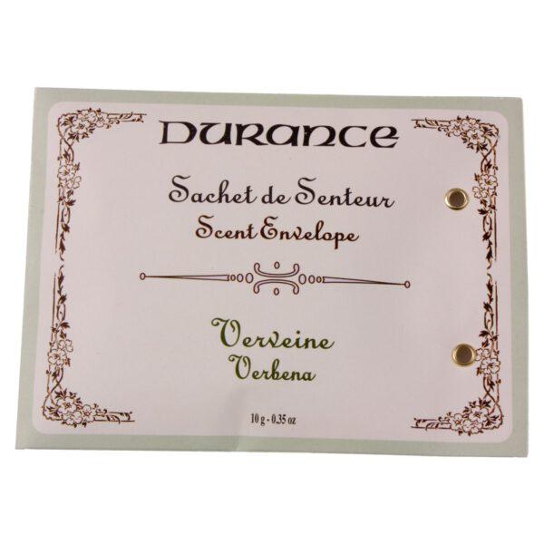 Durance de Provence Large Scented Fragrance Sachet 10g - Verbena-0