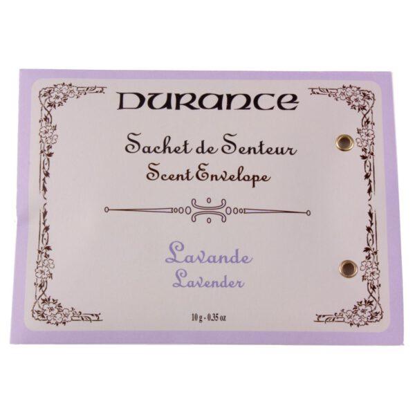 durance sachet lavender