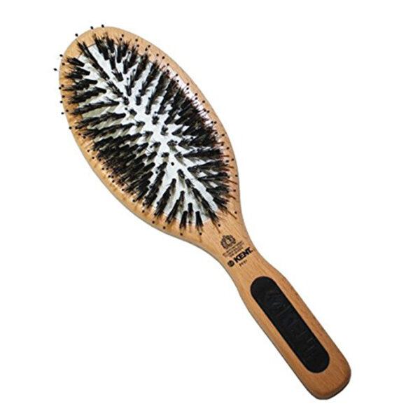 Kent Brushes PF01 Natural Shine Large Porcupine Hair Brush