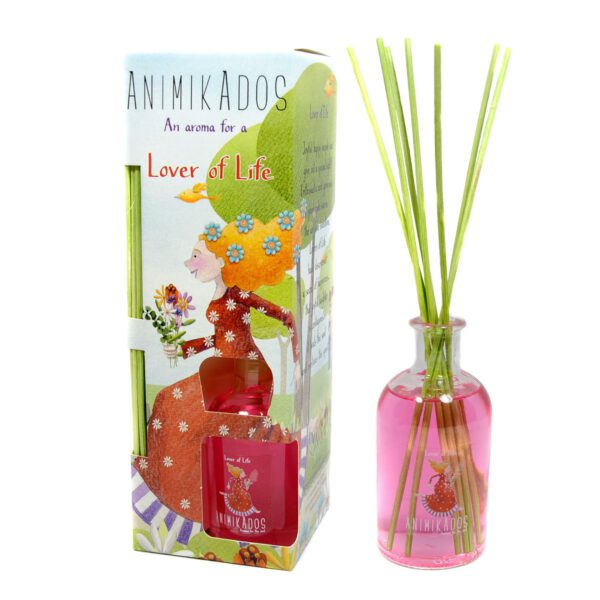 Animikados Reed Diffuser 100ml - fragrance for Lover of Life-0