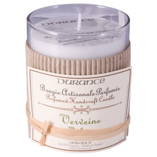 Durance de Provence Hand Crafted Perfumed Candle - Verbena-0
