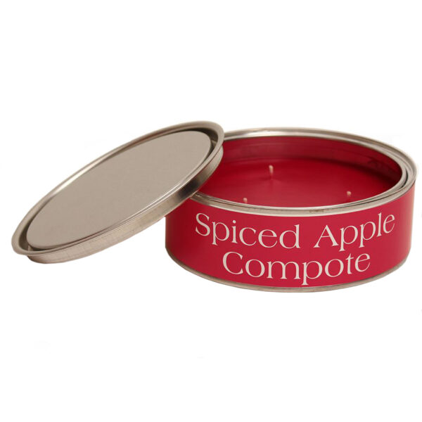 pintail spiced apple compote