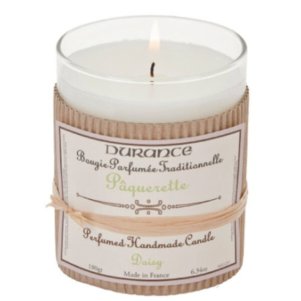 Durance de Provence Hand Crafted Scented Candle - Daisy-0