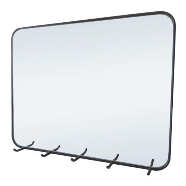 Blue Canyon Bathrooms Wire Framed Wall Mirror