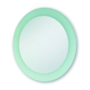 Blue Canyon Bathrooms Round Wall Mount Mirror