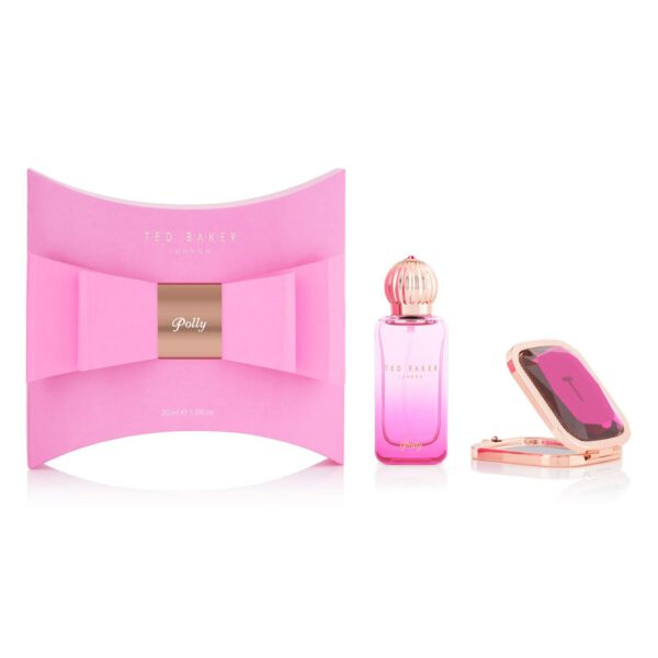 Ted Baker Sweet Treat Gift Set - Polly 30 ml EDT + Compact Mirror-8658