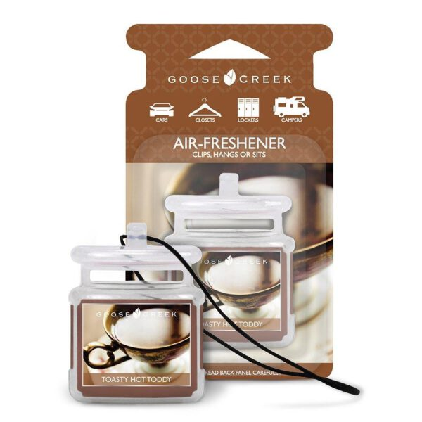 Goose Creek Air Freshener - Toasty Hot Toddy-0