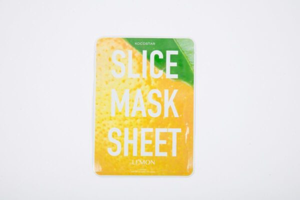 Kocostar Lemon Slice Mask - Contains 12 Patches-0