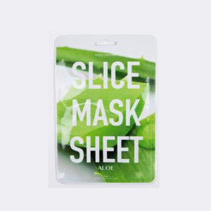 Kocostar Aloe Slice Mask - Contains 12 Patches-0