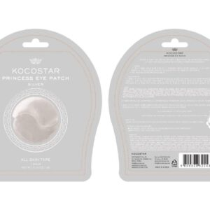 Kocostar Princess Under Eye Patch Silver - 1 Pouch-0