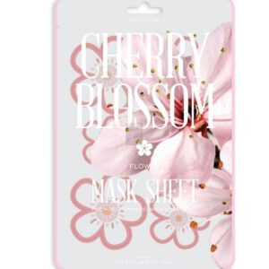 Kocostar Cherry Blossom Slice Sheet Mask - Contains 12 Patches-0