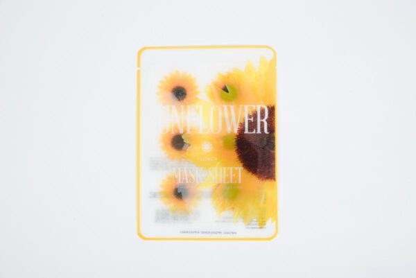 Kocostar Sunflower Sheet Mask - Contains 12 Patches-0
