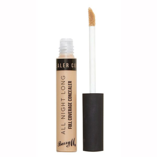 Barry M All Night Long Full Coverage Concealer - Waffle-0
