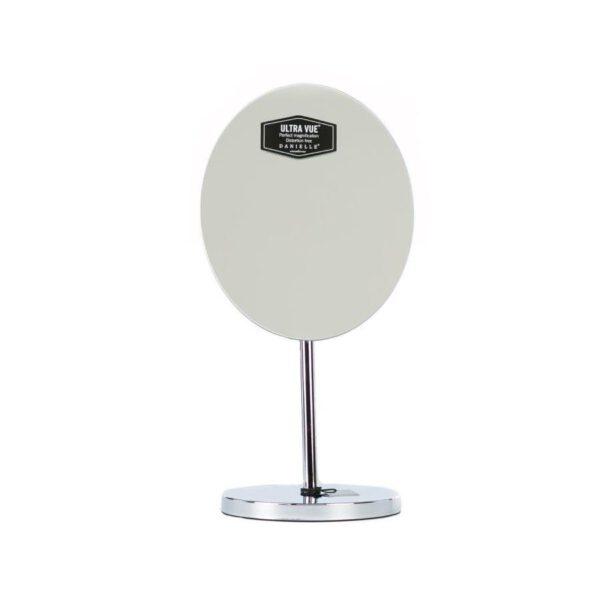 Danielle Oval Shapped Vanity Mirror True Image - Chrome-0