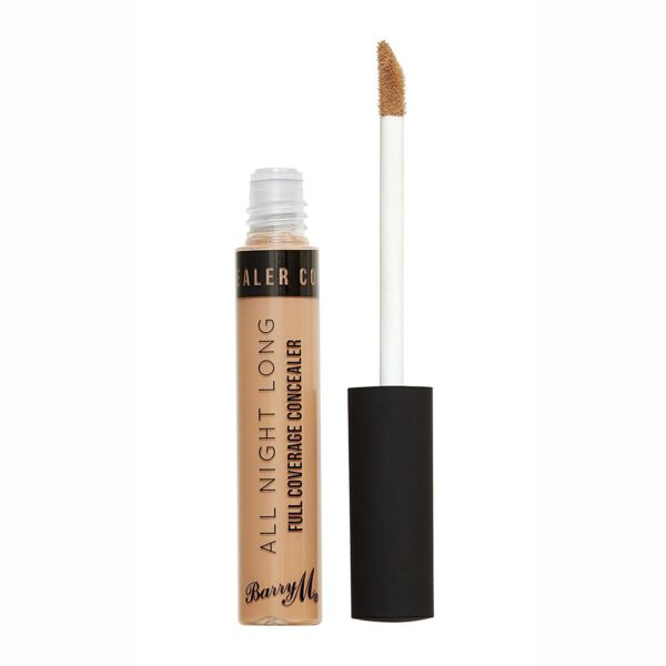 Barry M All Night Long Full Coverage Concealer - Hazelnut-0