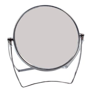 Sarome Free Standing Magnifed Travel Mirror-0