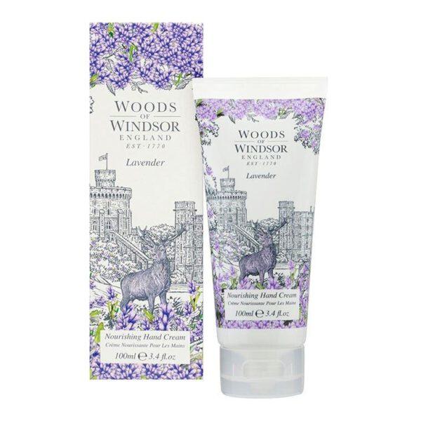 Woods of Windsor Hand Cream 100ml - Lavender-0