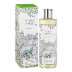 Woods of Windsor Bath & Shower Gel 250ml - White Jasmine-0