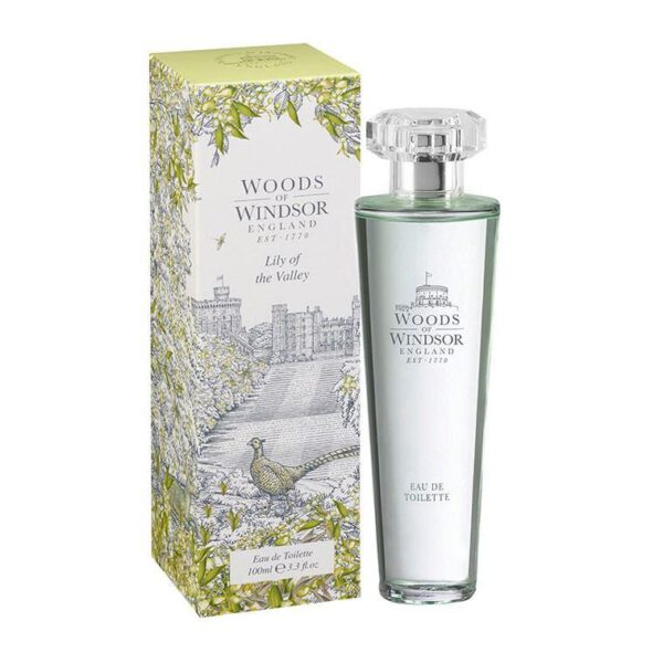 Woods of Windsor Eau De Toilette 100ml - Lily of the Valley-0