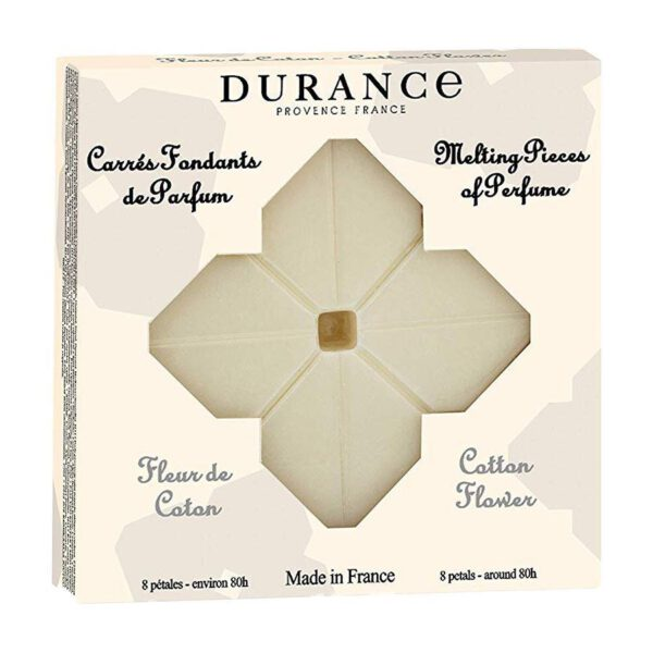 Durance Wax Melts - Cotton Flower-0