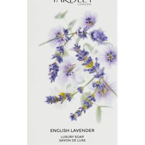 Yardley London English Lavender Luxury Soap - 3x100g-0