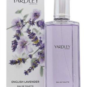 Yardley London English Lavender Eau De Toilette - 125ml-0