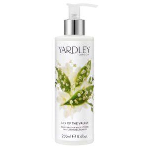 Yardley London Moisturising Body Lotion Lily of the Valley - 250ml-0