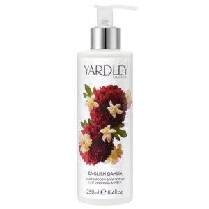 Yardley London Moisturising Body Lotion English Dahlia - 250ml-0