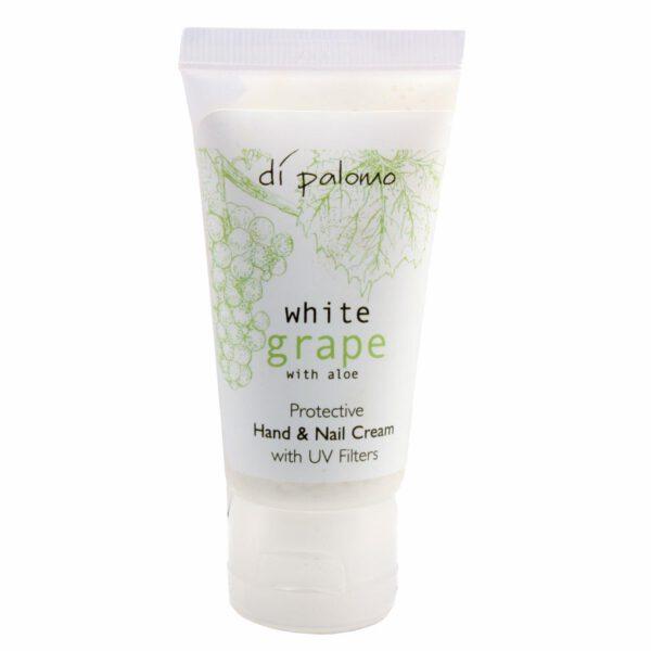 Di Palomo Natural Hand & Nail Cream 30ml - White Grape & Aloe-0