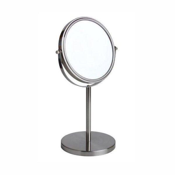FMG Pedastal 15cm Mirror True Image & 3x Magnification - Nickel-0