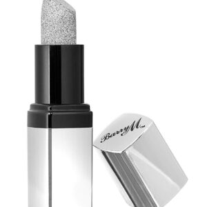 Barry M Glitzstick Silver Glitter Lip Paint-0