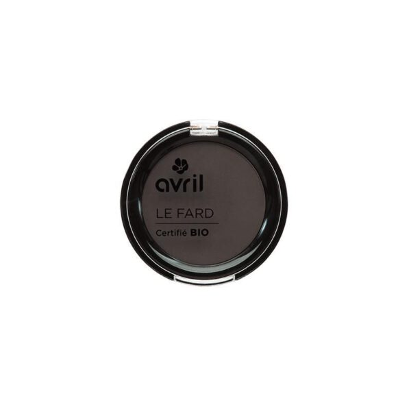 Avril Cerified Organic Eyebrow shadow - Châtain clair-0