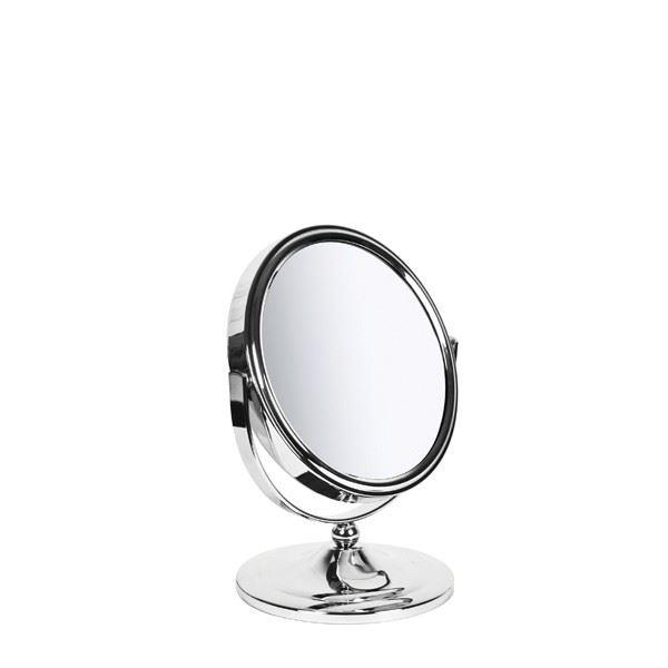 Sabichi New York Chrome Plated Oval Mirror-0