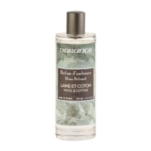 Durance Home Perfume Room Spray 100ml - Wool & Cotton-0