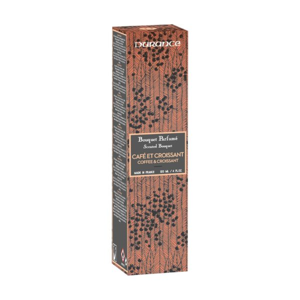 Durance Reed Diffuser 120ml Coffee & Croissant-0