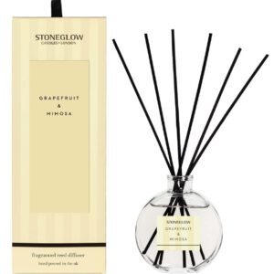 Stoneglow Modern Classic Home Fragrance Diffuser - Grapefruit & Mimosa-0
