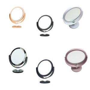 Danielle 10x magnification mirrors