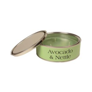 pintail candle avocado and nettle